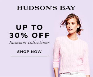 (5/5-6/18) Up to 30% off summer collections at TheBay.com