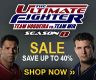 UFC The Ultimate Fighter Sale
