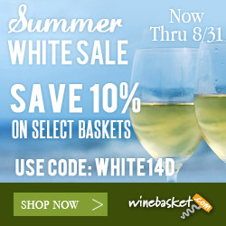 Summer White Sale Now thru 8/31. Save 10%. Use code WHITE14D