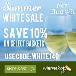 Summer White Sale Now thru 8/31. Save 10%. Use code WHITE14D