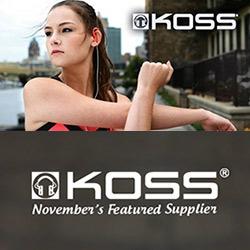 Up to 20% Off Koss Headphones 250x250