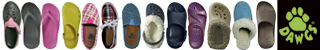 Click Here to Shop Great Values in Comfortable Stylish Outdoor Footwear with FREE SHIPPING at Dawgs and Support The Garden Oracle with Your Purchases!