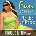 Always for Me Plus Size Swim Cover ups