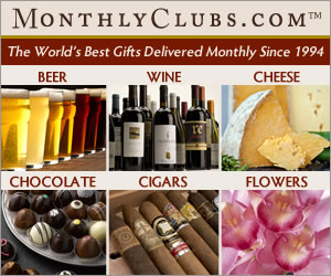 Shop Monthly Clubs!