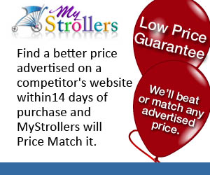 Low Price Guarantee at MyStrollers.com