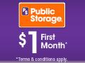 Public Storage $1 Rent