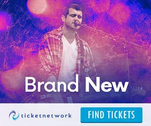 Brand New Tickets