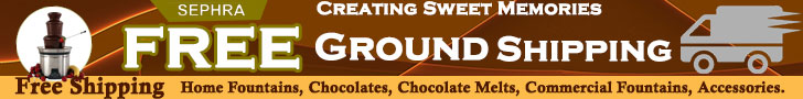 Sephra Free Ground Shipping