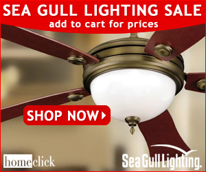 Sea Gull Lighting on sale @ HomeClick.com!