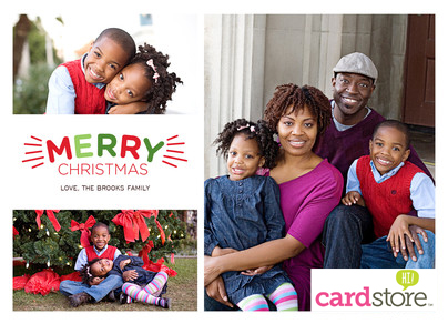1-Day Only 11/29/12! $35 off orders $50+ and $75 off orders $100+ at Cardstore!