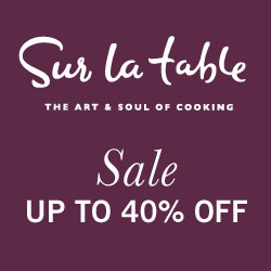 Sur La Table Up To 40% Off Cookware Sale