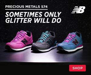 New Balance Precious Metals - 300x250