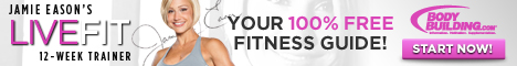 Live Fit Jamie Eason 12 Week Trainer 468x60