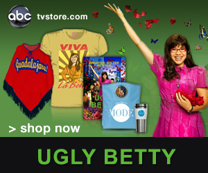 Shop now for Merchandise from Ugly Betty!