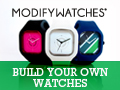Create a unique watch for your someone special!