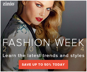 US 50% off- Fashion Week