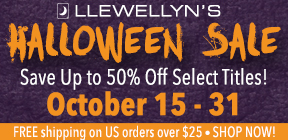 Save up to 50% During Llewellyn's Halloween Sale!