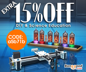 15% OFF Coupon for DIY & Science Education