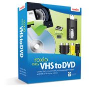 Create DVD Movies from your VHS tapes