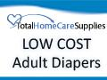 LOW COST Adult Diapers