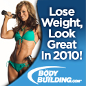 Look weight and look great in 2010!