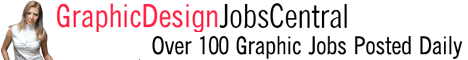 Graphic Design Jobs Central - 100+ Jobs Daily