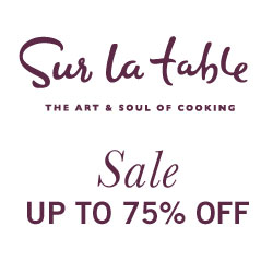 Sur La Table Up To 75% Off Clearance Sale