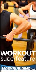 We've got your back! Bodybuilding.com