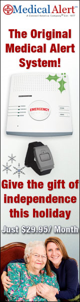 Give the gift of independence with Medical Alert