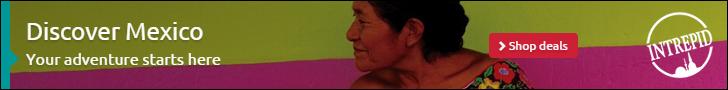 Discover Mexico 728x90