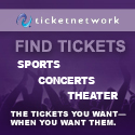 Find Sports, Concerts or Theater Tickets