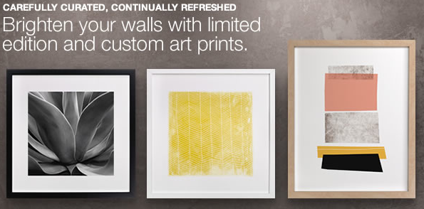 Art prints at Minted