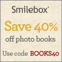 40% off photo books from Smilebox