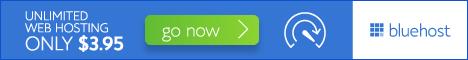 Bluehost Web Hosting $3.95