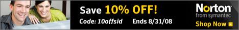 10% off at Norton