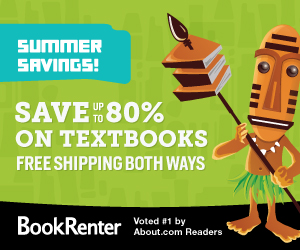 Book Renter  - Rent Textbooks and SAVE 75%