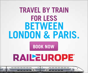 Eurostar Train: Travel by train for less between London and Paris.