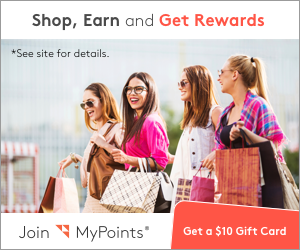 Shop online, earn gift cards for FREE!