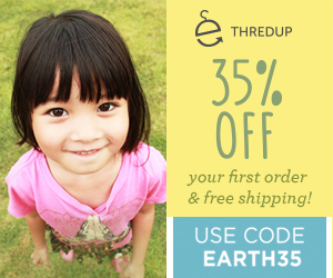 35% off + Free Shipping! Use code: EARTH35