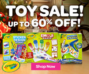 Up To 60% Off Holiday Toy Sale