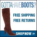 ShoeBuy.com - Gotta Have Boots?
