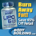 Burn Fat Away! Lipo 6