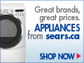 Appliances from Sears.ca