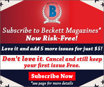 Subscribe to Beckett Magazines