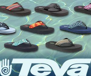 Free Shipping Teva Sandals, Teva River Shoes