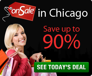 www.OnSale.com Daily Deal Coupon site CHICAGO