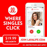 Join Lavalife.com for $19.99/mo