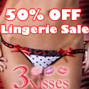 50% Off Lingerie Sale