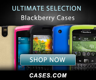 Save 20% on Blackberry Cases