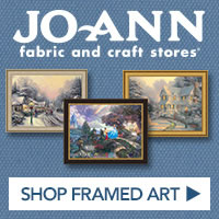 Shop Thomas Kinkade Framed Artwork at Joann.com!